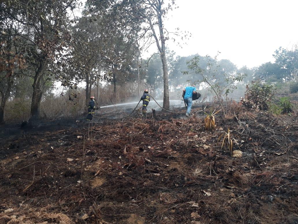 Habrá apoyo internacional para controlar incendios forestales