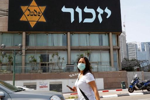 Israel conmemora el Día de la Memoria de las Víctimas del Holocausto