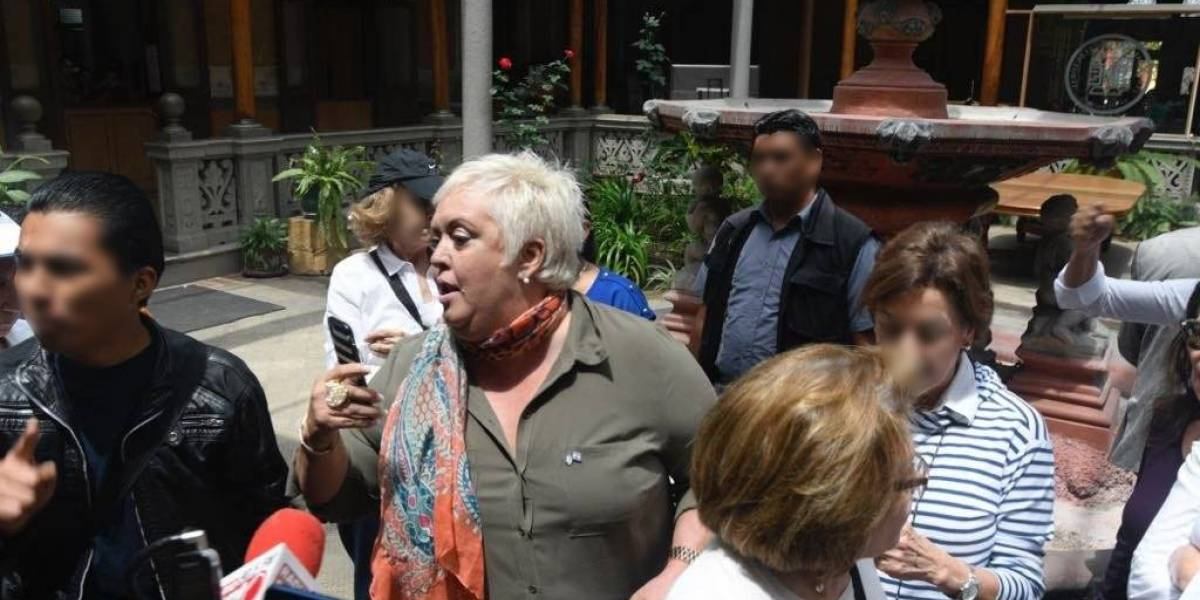 Juez de Sumpango confirma medidas de seguridad a ciudadana cubana