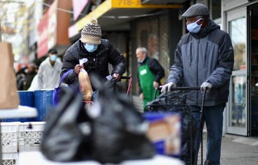 Más de 167,000 muertos por coronavirus en el mundo