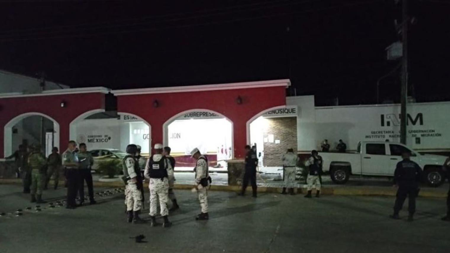 Cancillería se pronuncia tras muerte de guatemalteco en motín en estación migratoria