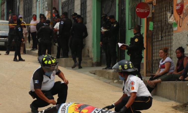 Mujer muere al ser víctima de ataque armado en San Pedro Ayampuc