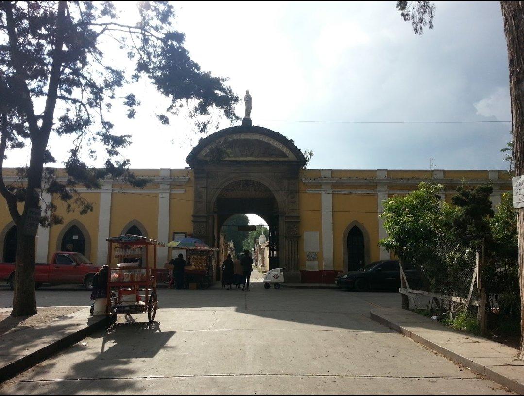 Municipalidad de Quetzaltenango habilita espacio para entierro de posibles víctimas del coronavirus