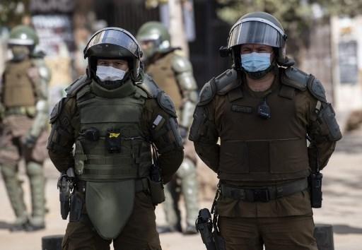 Protestas en Chile por aplazamiento del plebiscito constitucional