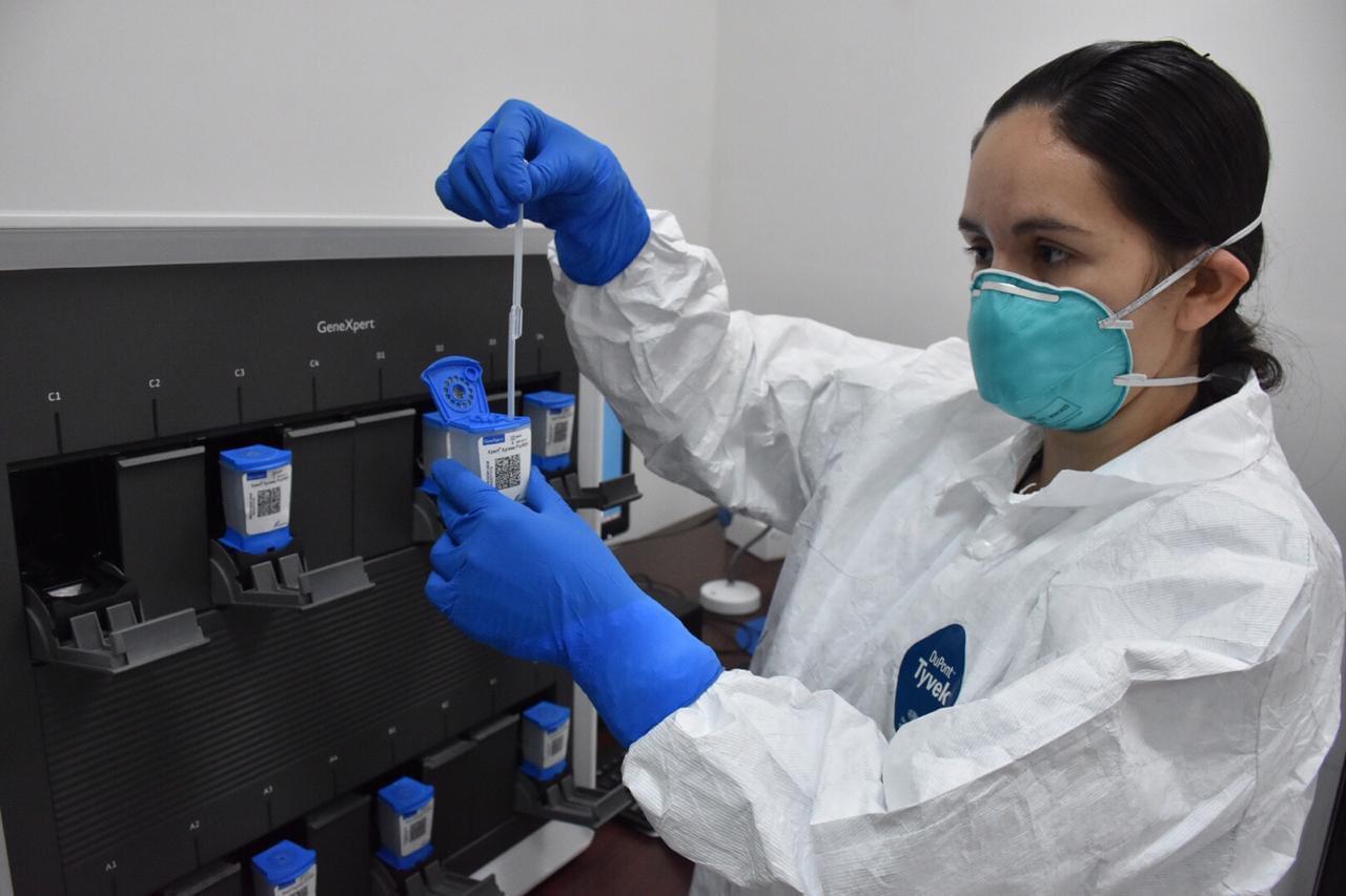 Pruebas de coronavirus Parque de la Industria Guatemala Emisoras Unidas