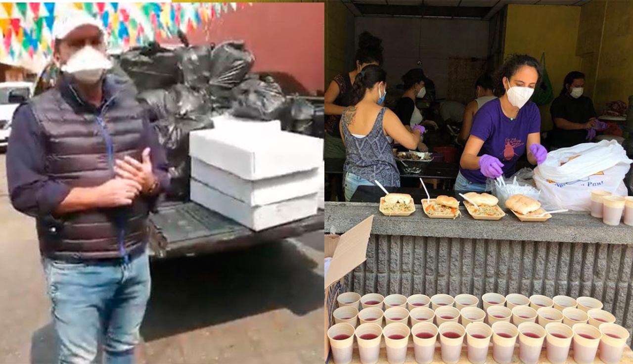 Hombre que habría aceptado ayuda de Roberto Arzú no pertenece a Rayuela, dice restaurante