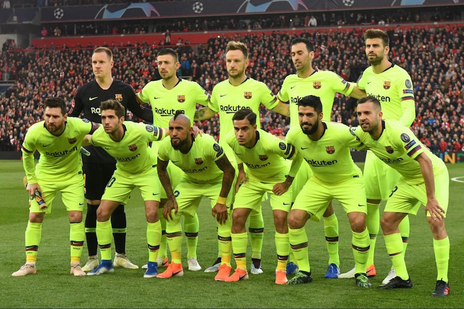 Contrato Ter-Stegen FC Barcelona