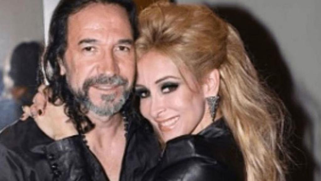 Cristy Solis esposa de Marco Antonio Solis
