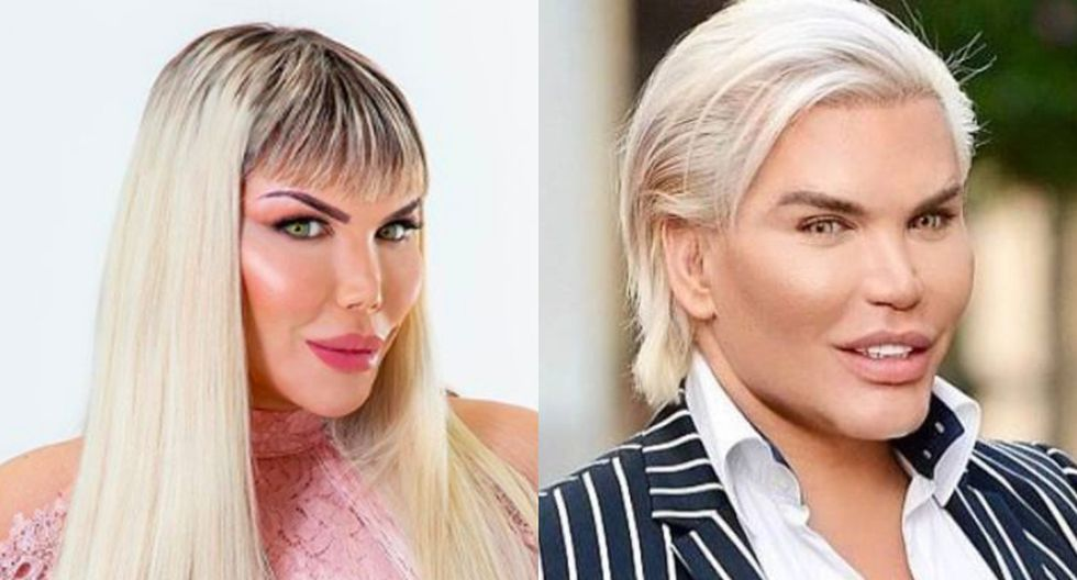 Ken Humano cambio de look