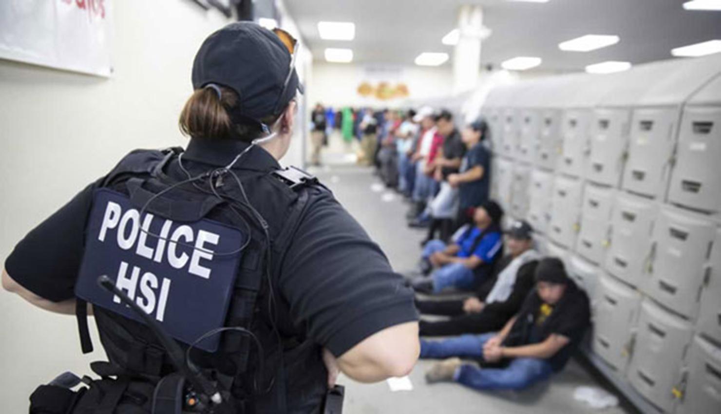ICE registra contagios de migrantes