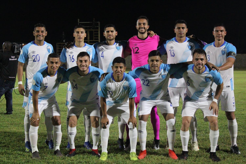 Selección de Guatemala será cabeza de serie para Catar 2022