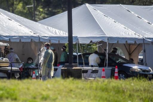Estados Unidos registra mil 450 nuevas muertes de coronavirus en 24 horas