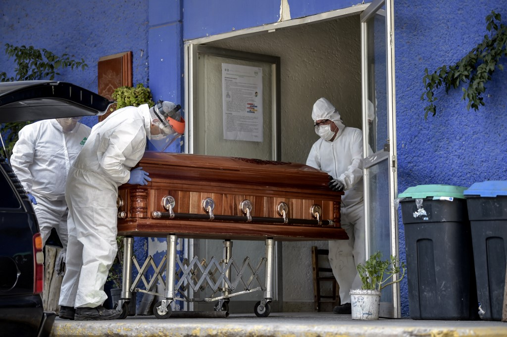 Más de 250 mil muertos de coronavirus en el mundo