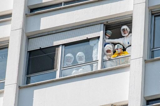 """Bélgica busca a enfermos de COVID-19 con los llamados """"rastreadores"""""""