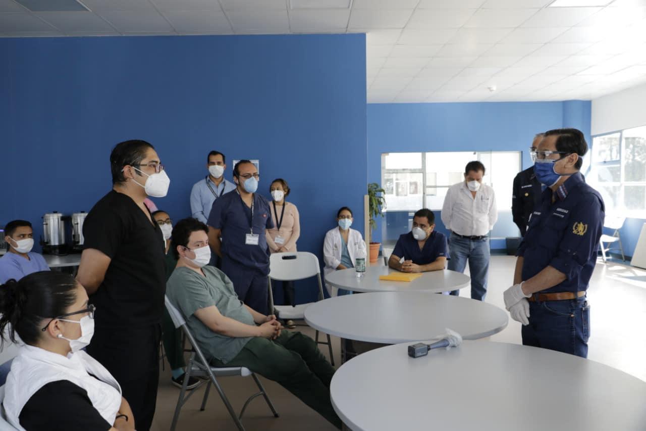 Salud lanza convocatoria para contratar personal médico para atención del coronavirus