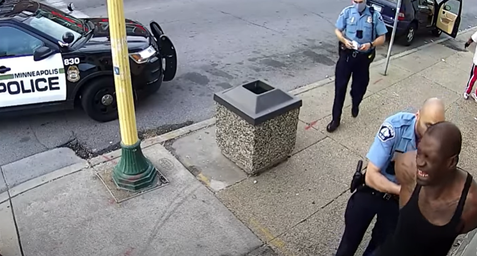 VIDEO | Residente se une para pedir justicia por muerte de afroamericano a manos de un policía