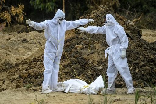 Al menos 292,000 muertos en el mundo por coronavirus