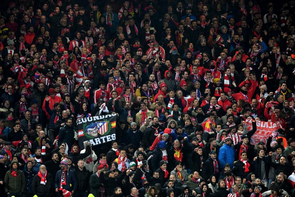 Liverpool ante Atlético en Anfield