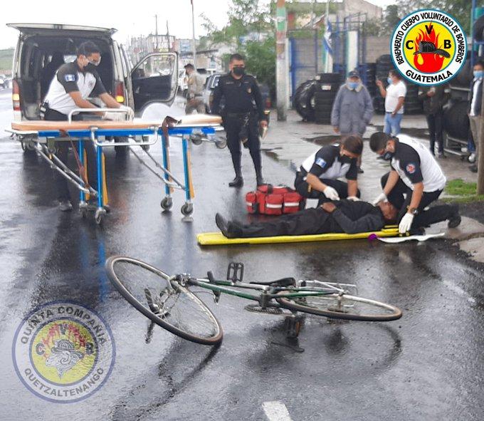 Bomberos Voluntarios de Quetzaltenango envían a cuarentena a 12 de sus elementos