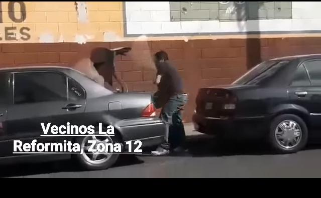 Captan a robo exprés en la zona 12
