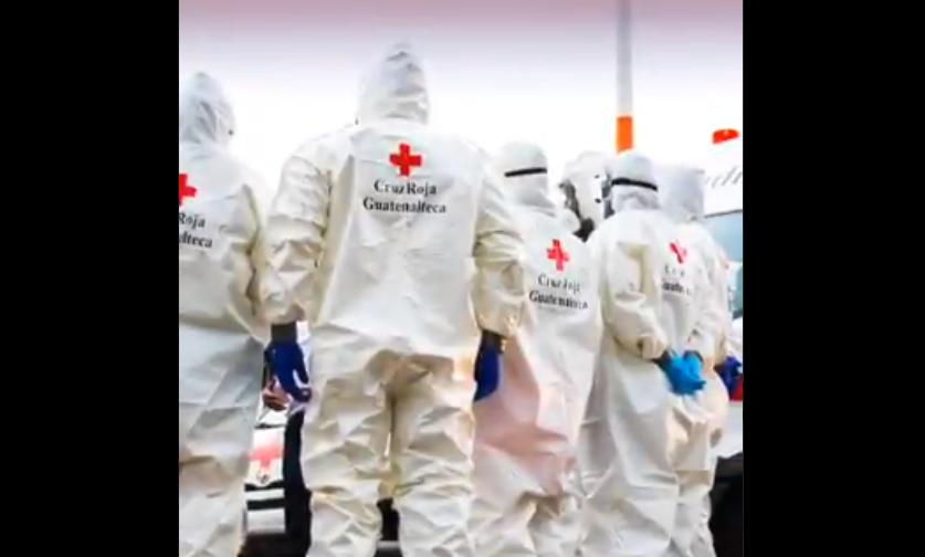 Cruz Roja reporta que cinco de sus colaboradores dieron positivo de COVID-19