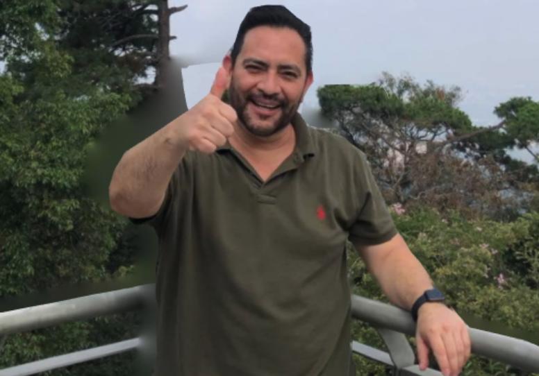 Exdiputado Edgar Cristiani recupera su libertad bajo arresto domiciliario