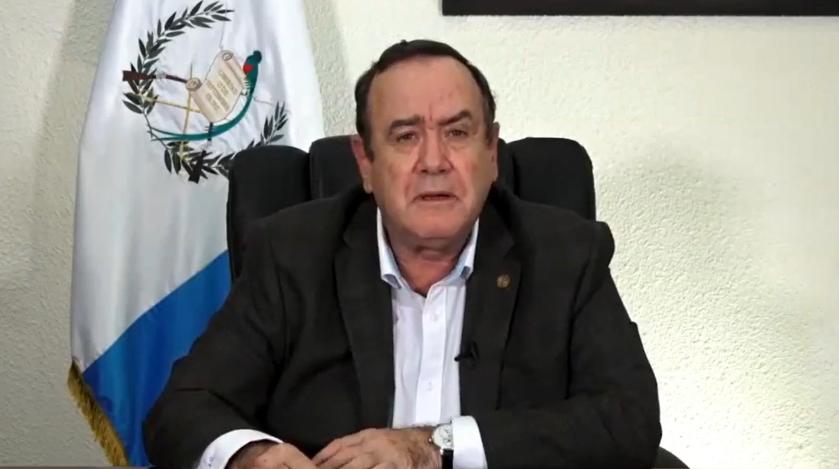 """Coronavirus: Giammattei destaca preocupación con """"vecinos del norte"""" ante medidas preventivas"""
