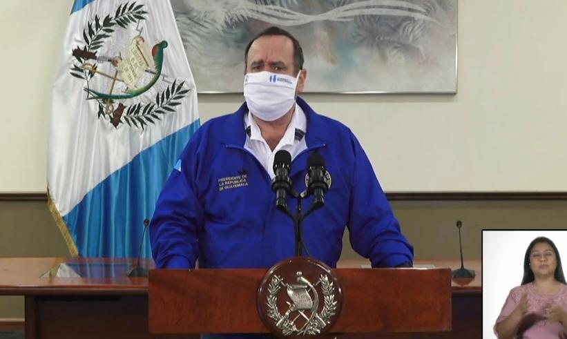 Presidente da a conocer nuevas disposiciones por emergencia del coronavirus