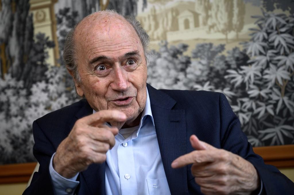Investigación contra Joseph Blatter
