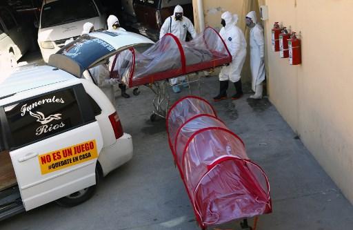 México estima que hay 104,562 casos más de coronavirus