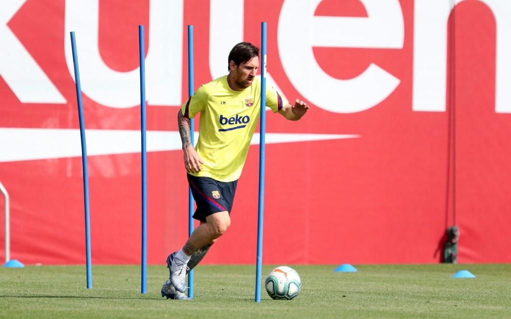 Messi habla del regreso del futbol