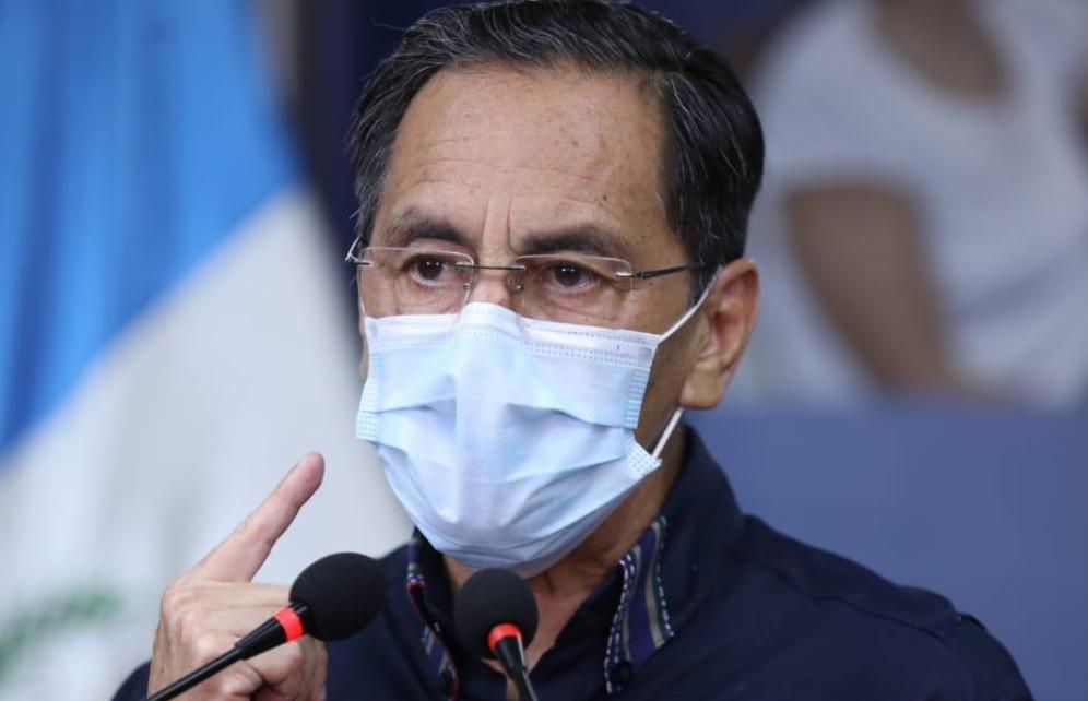 Ministro de Salud casos de coronavirus en el país