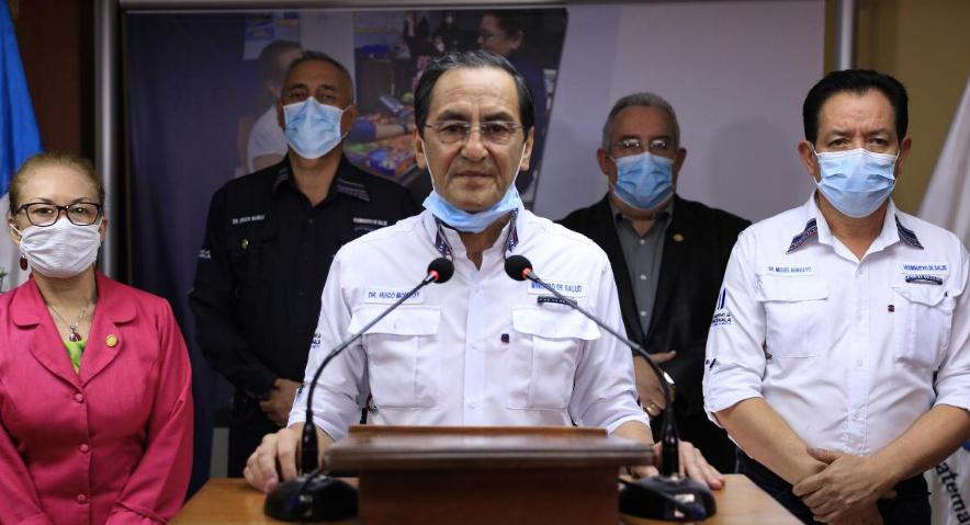 Ministro de Salud casos de coronavirus