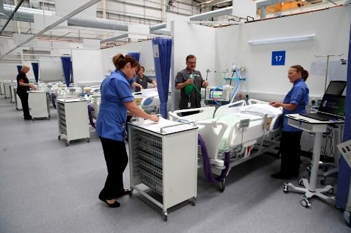 Reino Unido se convierte en el segundo país con más muertes por coronavirus