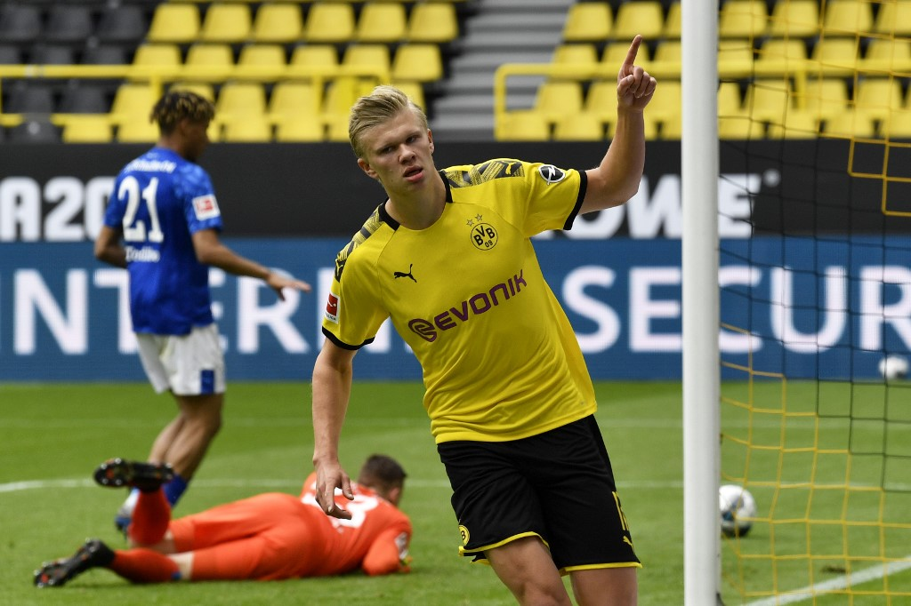 Resultado entre Borussia Dortmund vs Schalke 04