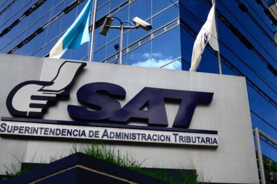 Superintendencia de Administración Tributaria (SAT).