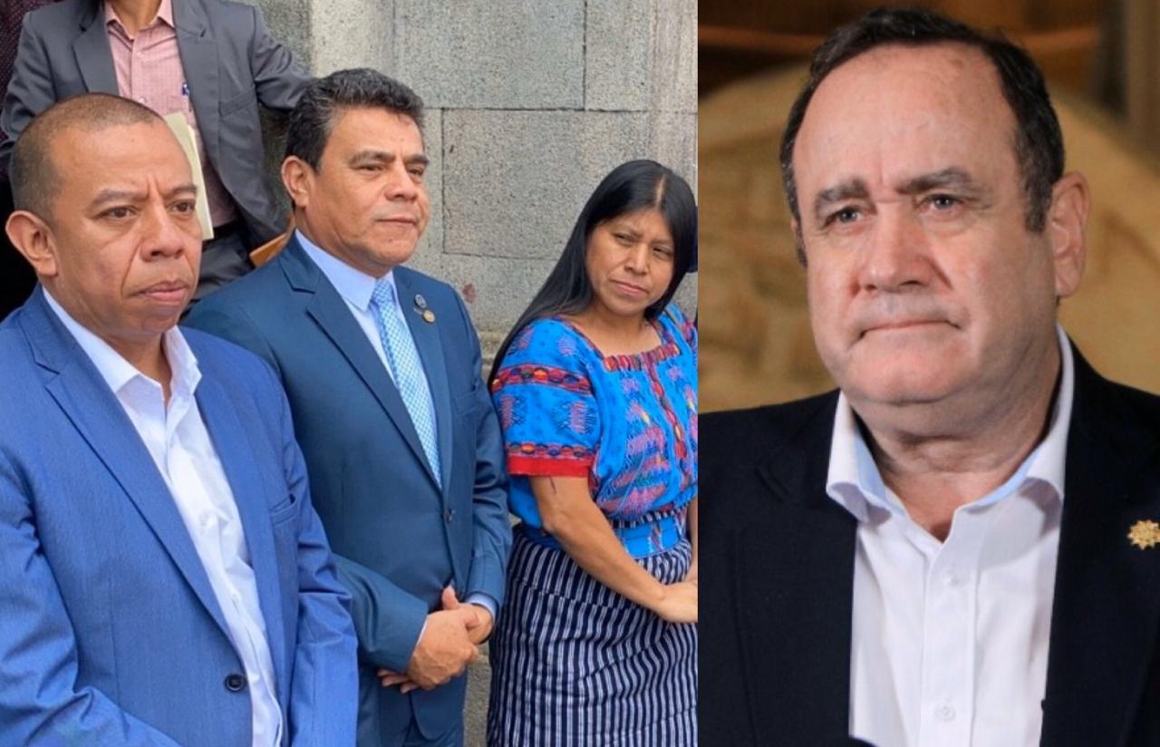 """Winaq insta a Alejandro Giammattei """"no relajar"""" confinamiento por coronavirus"""