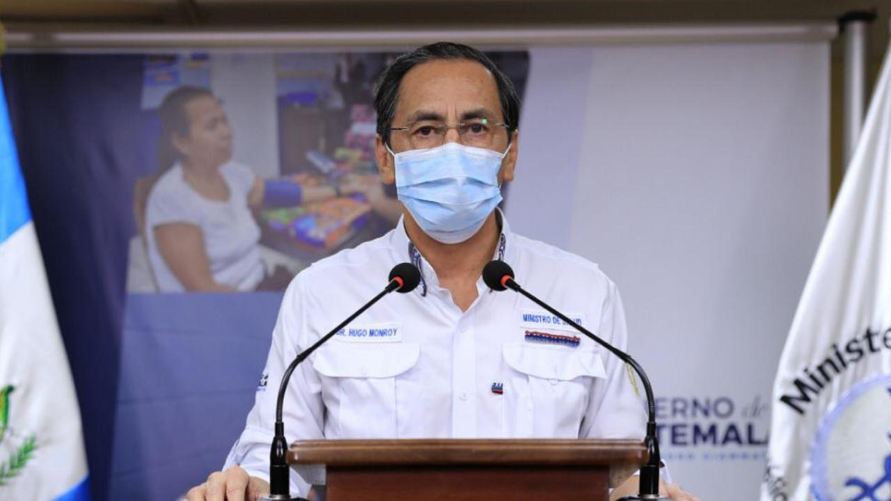 Ministro de Salud actualiza casos de coronavirus en el país