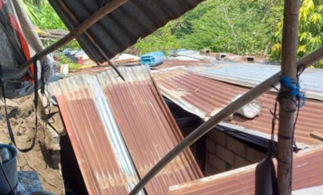 Se reportan tres muertos por las lluvias de las últimas horas