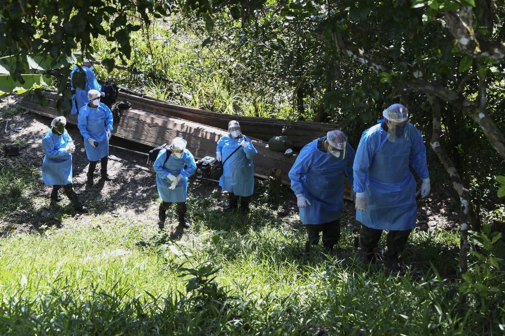 Latinoamérica y el Caribe superan las 100 mil muertes por coronavirus