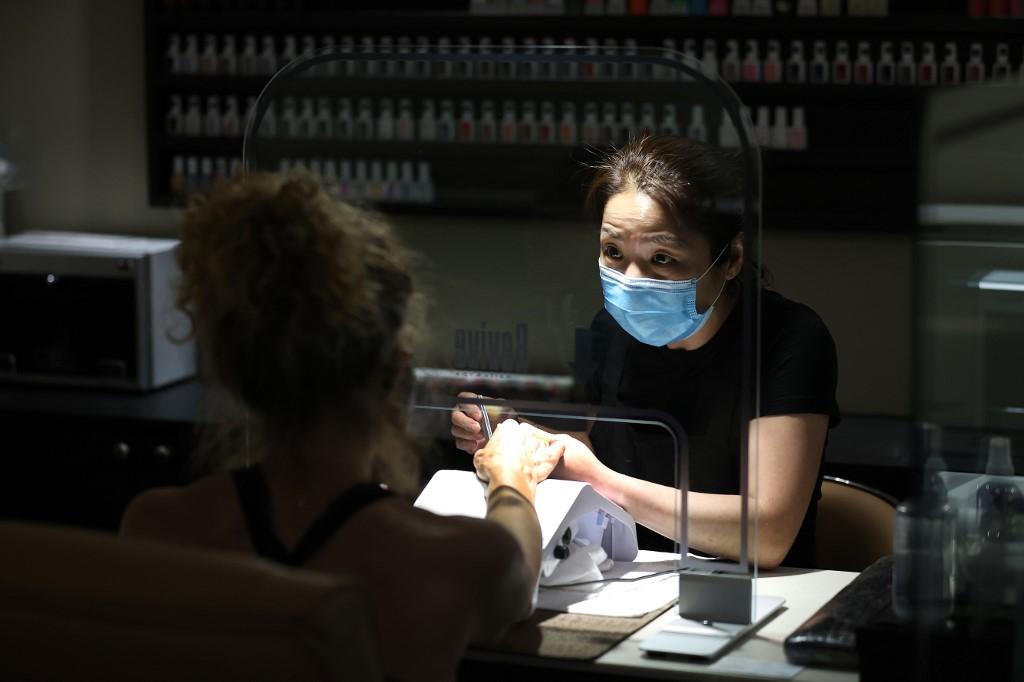 Contagios diarios de coronavirus en EEUU se acercan a cifra récord