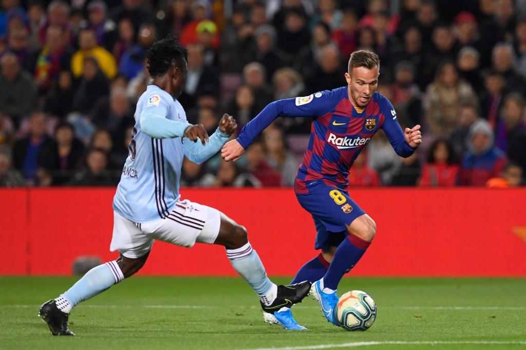 Convocados del FC Barcelona para visitar al Celta