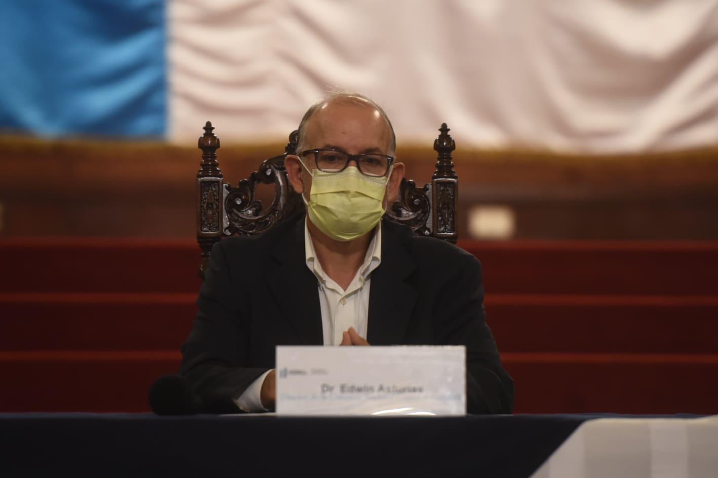 Edwin Asturias advierte que se acercan semanas duras para Guatemala