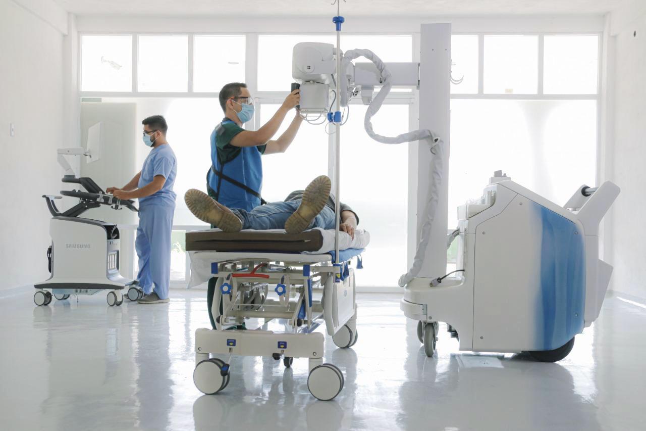 Hospital Temporal de Zacapa ya atiende a personas afectadas por COVID-19