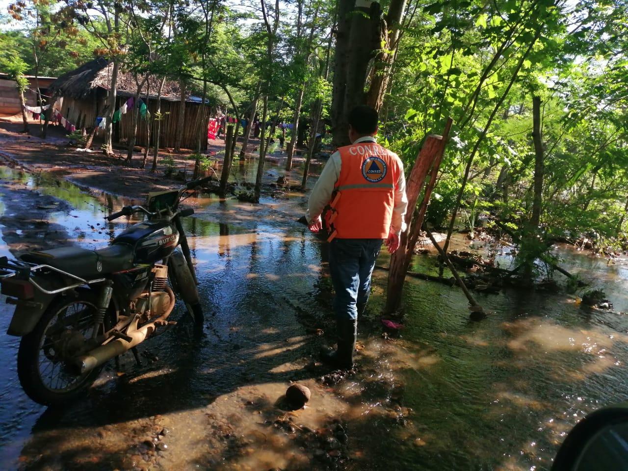 Lluvias de las últimas semanas dejaron 6,900 personas afectadas en el país