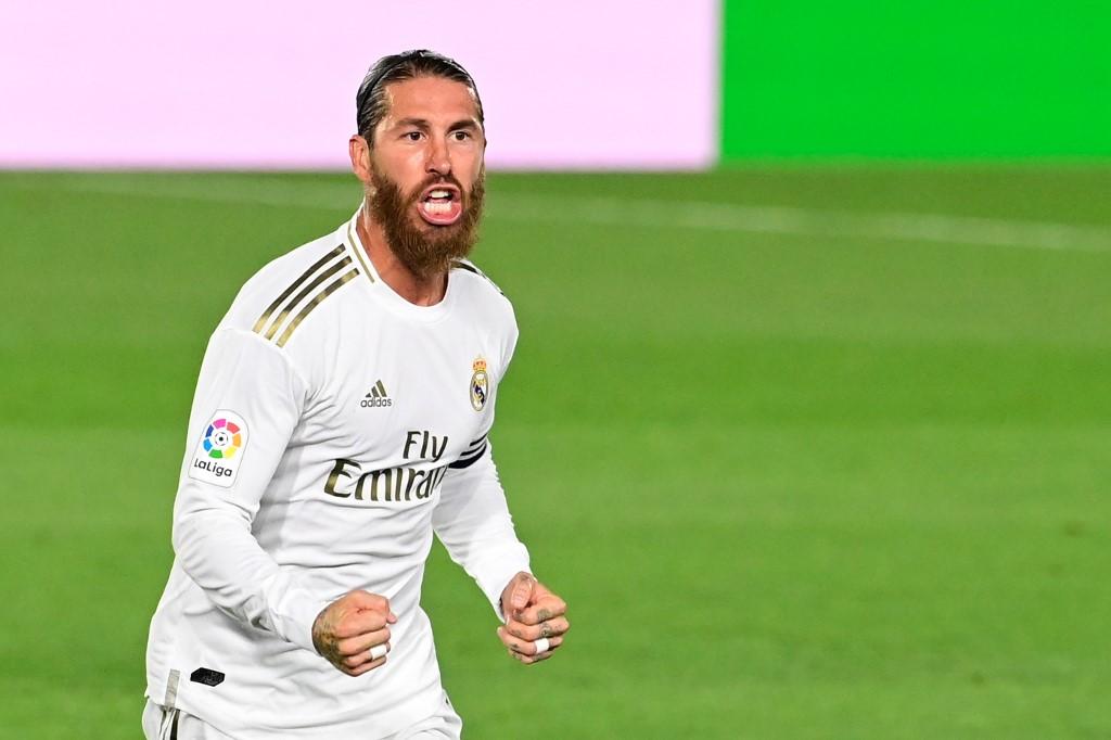Real Madrid vs Mallorca por LaLiga