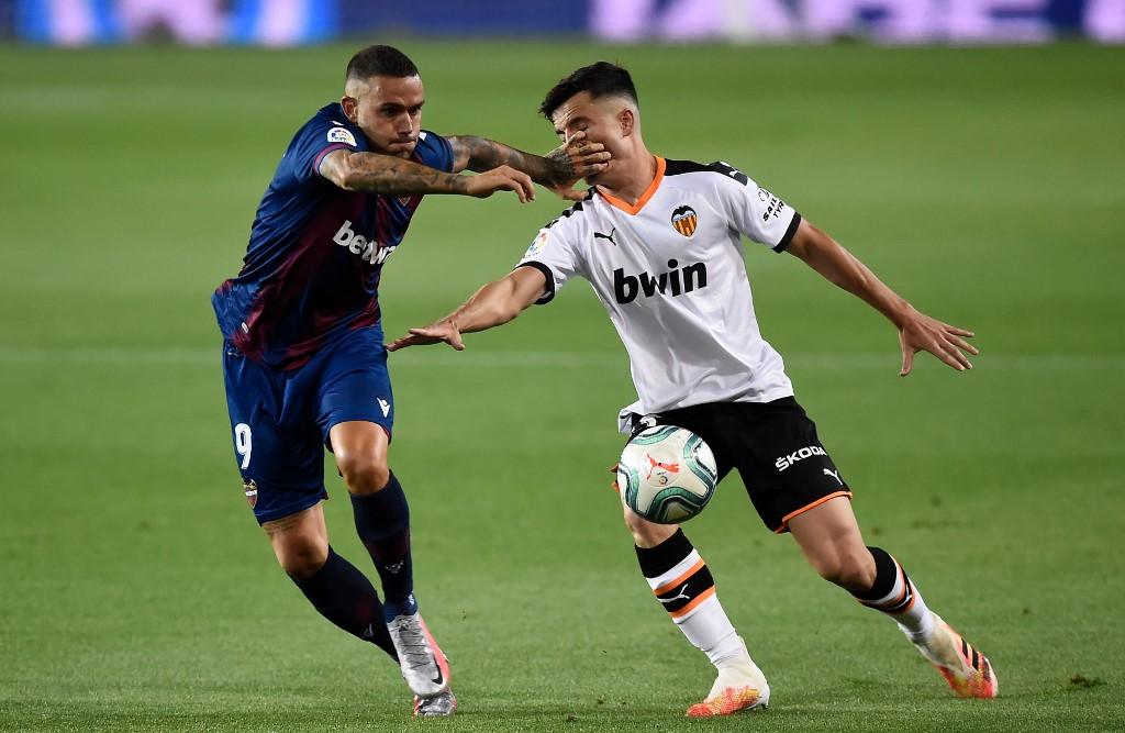 Resultado Valencia vs Levante