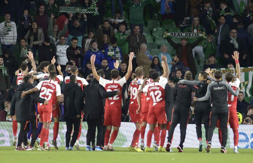 Betis vs Sevilla, reinicio LaLiga 2020