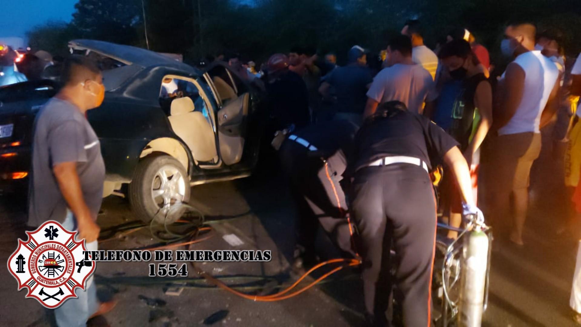 VIDEO: accidente en la Ruta al Atlántico deja una persona muerta