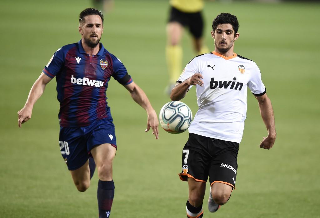 Resultado del Valencia vs Levante